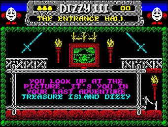 Реклама в Fantasy World Dizzy
